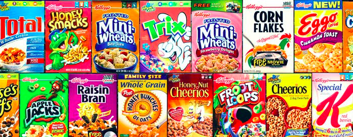 ready-to-eat breakfast cereal industry essay The ready-to-eat (rte) cereal industry started in 1894 when dr john  we will  write a custom essay sample on any topic specifically for you.